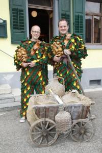 Herzlich begrüßen dürfen wir zwei neue Knollen: Christoph Müller und Michael Körner